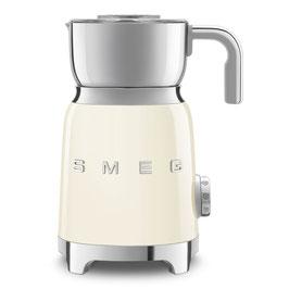 Smeg Milchaufschäumer 50´Style creme MFF01CREU