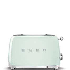 Smeg Toaster 50´s Style pastellgrün TSF01PGEU