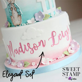Torten Elegant Stamp by AmyCakes Sweet Stamp
