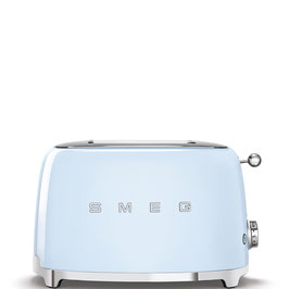 Smeg Toaster 50´s Style pastellblau TSF01PBEU