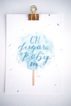 Sugar Boy Karte by Tanja Wüst design
