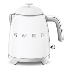 Smeg Mini Wasserkocher 50´s Style weiß KLF05WHEU