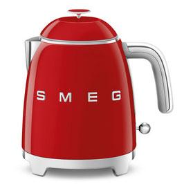 Smeg Mini Wasserkocher 50´s Style rot KLF05RDEU