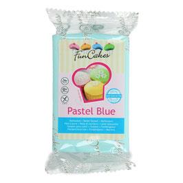Fondant Pastel Blau FunCakes 250g