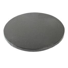Tortenplatte Schwarz