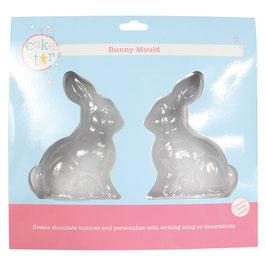 Bunny Mould für Schokolade
