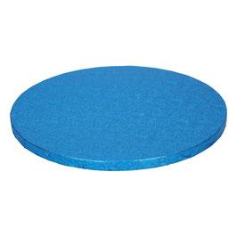 Tortenplatte dunkel Blau