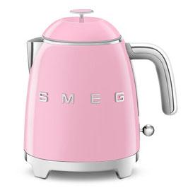 Smeg Mini Wasserkocher 50´s Style Cadilac Pink KLF05PKEU