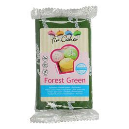 Fondant Forest Green FunCakes 250g