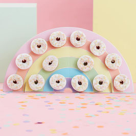 Donut Wall  rainbow Ginger Ray
