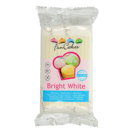 FunCakes Fondant - bright white 250g
