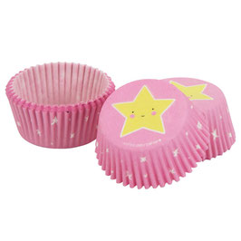 Cupcake Muffin Förmchen Star a little lovely Company