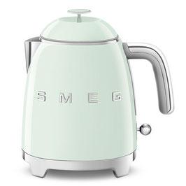 Smeg Mini Wasserkocher 50´s Style Pastellgrün KLF05PGEU