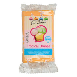 Fondant Tropical Orange FunCakes 250g