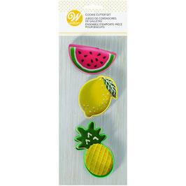 Ausstecher Fruits Wilton