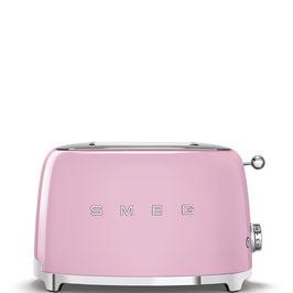 Smeg Toaster 50´s Style cadilac pink TSF01PKEU