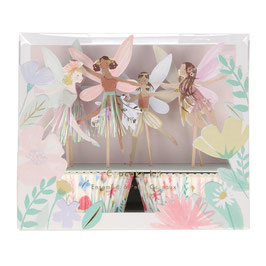 Cupcake Kit Fairy / Fee Meri Meri