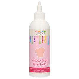 Choco Drip Rosé Gold Fun Cakes