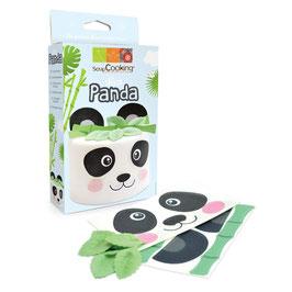 Panda Dekorierset Esspapier