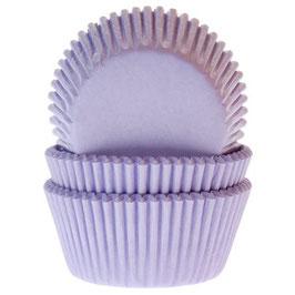 Cupcake Cups lila Muffin Förmchen
