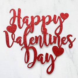 Valentine Caketopper by Amy Cakes