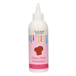 Choco Drip Chocolate FunCakes