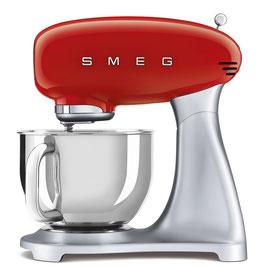 SMEG klassische Küchenmaschine rot SMF02RDEU