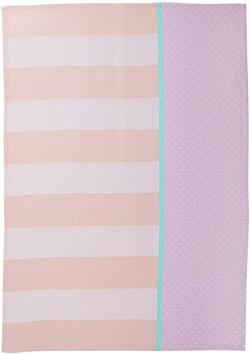 Me Tea Handtuch pink/orange/weiß Miss Etoile