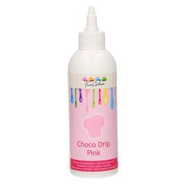 Choco Drip Pink FunCakes