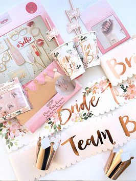 Team Bride Box