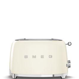 Smeg Toaster 50´s Style creme TSF01CREU