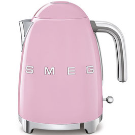 Smeg Wasserkocher 50´s Style Cadilac Pink KLF03PKEU