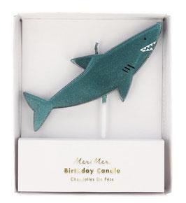 Kerze Shark Hai Unter Wasser Meri Meri