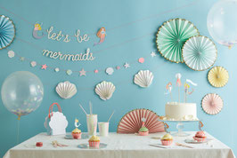 Let´s be Mermaid Caketopper Meri Meri