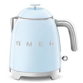 Smeg Mini Wasserkocher 50´s Style Pastellblau KLF05PBEU