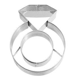 Ausstecher Diamantring Birkmann