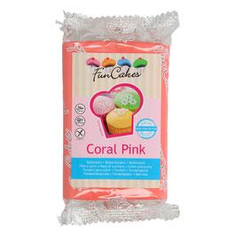 Fondant Coral Pink Fun Cakes 250g