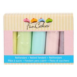 Fondant Set pastell FunCakes