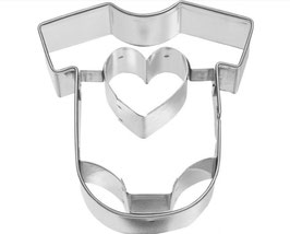Keksaustecher Body Baby Birkmann