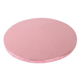 Tortenplatte Pink 25cm  FunCakes