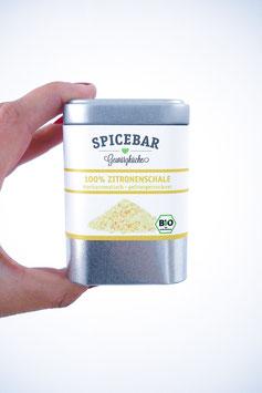 Fruchtpulver Zitronenabrieb Spicebar