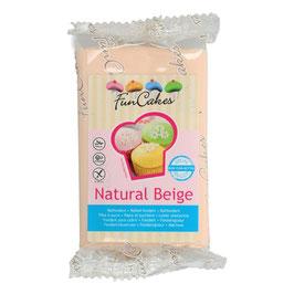 Fondant Natural Beige FunCakes 250g