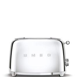 Smeg Toaster 50´s Style chrom TSF01SSEU