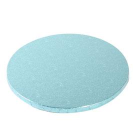 Tortenplatte Hellblau