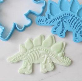Stegosaurus Sweet Stamp