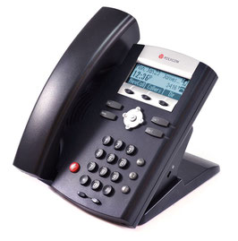 Polycom SoundPoint IP 335 PoE Backlit Display Phone