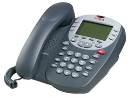 Avaya 2410 Digital Display Office Telephone