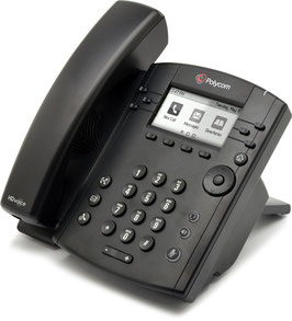 Polycom VVX 310 Gigabit VoIP PoE IP Speakerphone