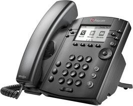 Polycom VVX 300 VoIP PoE IP Office Speakerphone