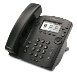 Polycom VVX 311 Gigabit VoIP PoE IP Speakerphone